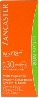 Lancaster Sun Sport bálsamo protetor SPF 30 2