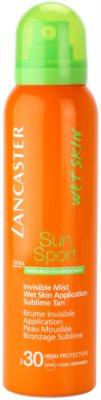 Lancaster Sun Sport spray solar que permite aplicação na pele húmida SPF 30