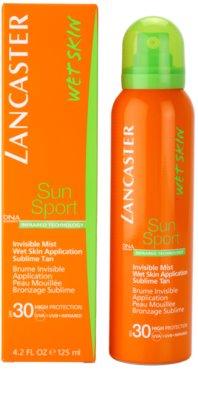 Lancaster Sun Sport pršilo za sončenje z možnostjo uporabe na mokri koži SPF 30 2
