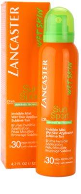 Lancaster Sun Sport pršilo za sončenje z možnostjo uporabe na mokri koži SPF 30 3