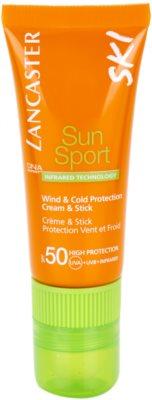 Lancaster Sun Sport Ski protector solar en barra  SPF 50