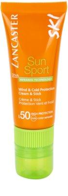 Lancaster Sun Sport Ski Protetor solar em stick SPF 50