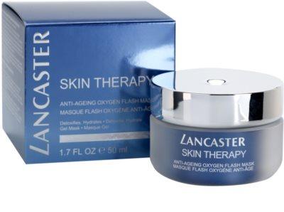 Lancaster Skin Therapy protivrásková hydratační maska 2