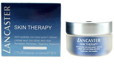 Lancaster Skin Therapy creme de noite renovador 1