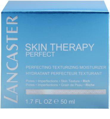 Lancaster Skin Therapy Perfect crema hidratanta pentru piele normala si uscata 4