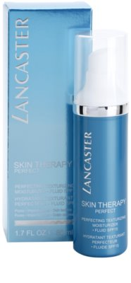 Lancaster Skin Therapy Perfect хидратиращ флуид SPF 15 2