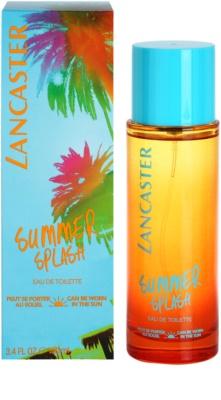 Lancaster Summer Splash Eau de Toilette para mulheres