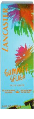 Lancaster Summer Splash Eau de Toilette para mulheres 4