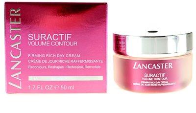 Lancaster Suractif Volume Contour crema regeneradora para dar elasticidad a la piel 1