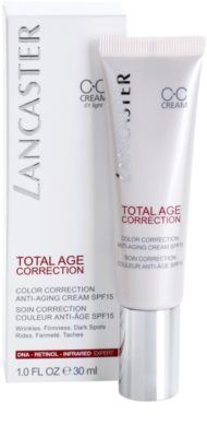 Lancaster Total Age Correction Anti-Aging CC Creme SPF 15 1