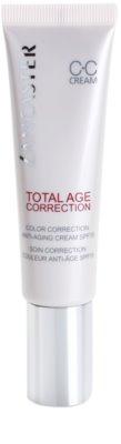 Lancaster Total Age Correction protivráskový CC krém SPF 15
