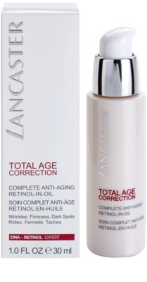 Lancaster Total Age Correction erneuernde Öl-Essenz 1