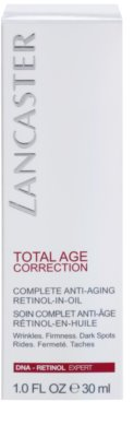 Lancaster Total Age Correction erneuernde Öl-Essenz 3