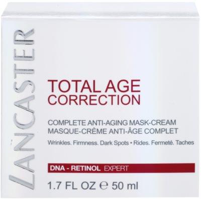 Lancaster Total Age Correction protivrásková maska na tvár 4