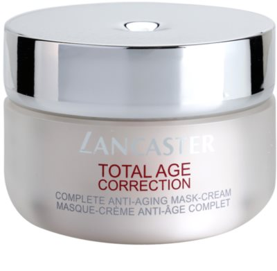 Lancaster Total Age Correction przeciwzmarszczkowa maseczka do twarzy