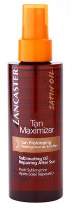 Lancaster Tan Maximizer suho regeneracijsko olje za podaljšanje porjavelosti za obraz in telo