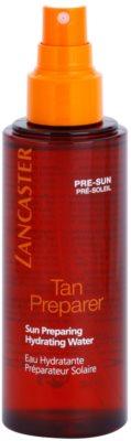 Lancaster Tan Preparer feuchtigkeitsspendendes Körperspray vor dem Bräunen 1
