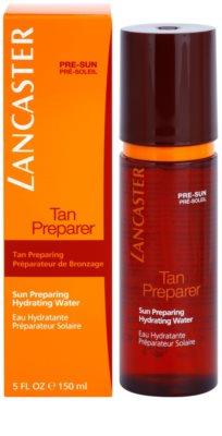Lancaster Tan Preparer feuchtigkeitsspendendes Körperspray vor dem Bräunen 2