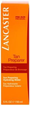 Lancaster Tan Preparer feuchtigkeitsspendendes Körperspray vor dem Bräunen 3