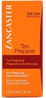 Lancaster Tan Preparer hydratisierendes Serum vor dem Bräunen 2