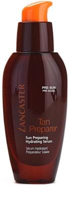 Lancaster Tan Preparer зволожуюча сироватка перед засмагою