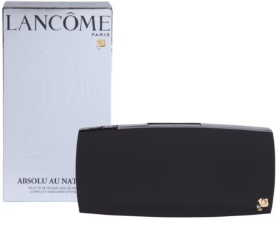 Lancome Absolu Au Naturel coffret cosmética decorativa 5