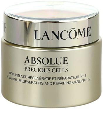 Lancome Absolue Precious Cells creme de dia regenerador SPF 15