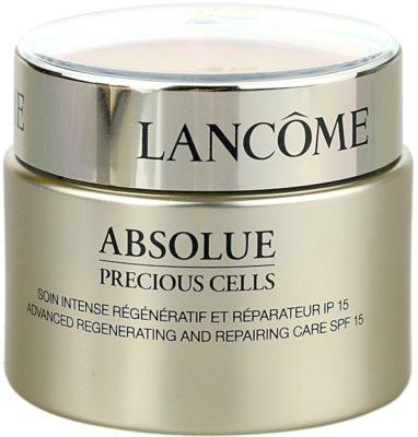 Lancome Absolue Precious Cells denný regeneračný krém SPF 15