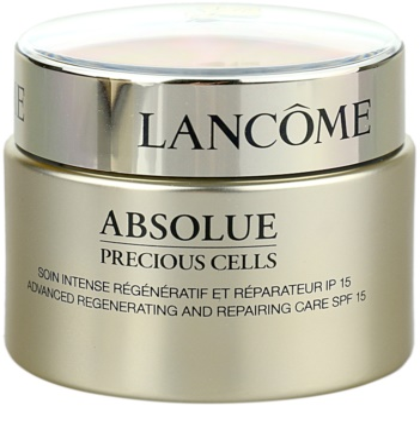Lancome Absolue Precious Cells dnevna regeneracijska krema SPF 15