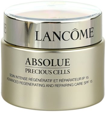 Lancome Absolue Precious Cells Regenerierende Tagescreme SPF 15