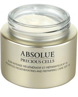 Lancome Absolue Precious Cells nappali regeneráló krém SPF 15 1