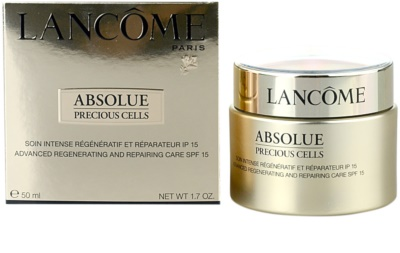 Lancome Absolue Precious Cells Regenerierende Tagescreme SPF 15 2