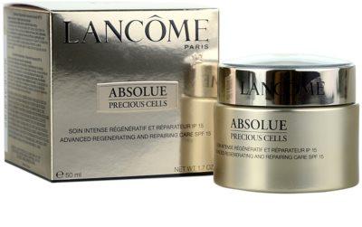 Lancome Absolue Precious Cells nappali regeneráló krém SPF 15 3
