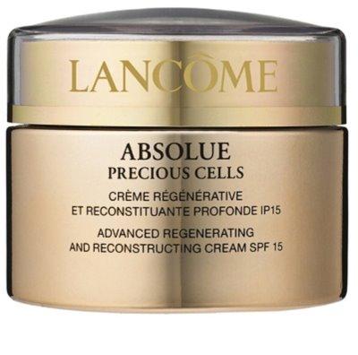 Lancome Absolue Precious Cells nappali regeneráló krém SPF 15 4