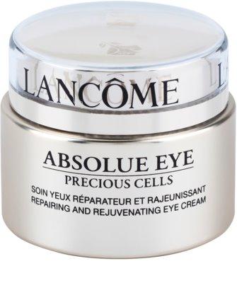 Lancome Absolue Precious Cells regenerierende und heilende Augenpflege