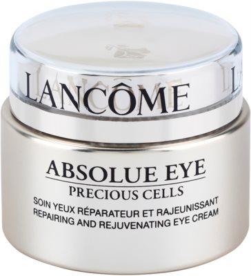 Lancome Absolue Precious Cells tratamiento de ojos regenerador y reparador