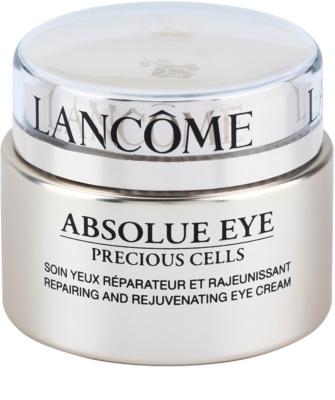 Lancome Absolue Precious Cells регенерираща и възстановяваща околоочна грижа