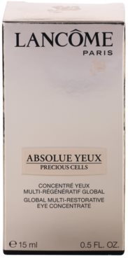 Lancome Absolue Precious Cells szérum szemre 4