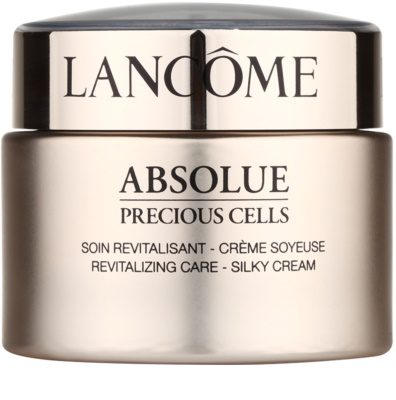 Lancome Absolue Precious Cells revitalisierende und erneuernde Creme   zur Verjüngung der Haut