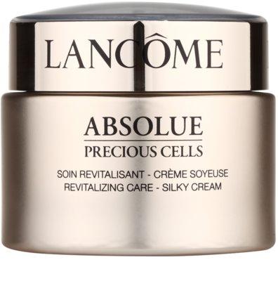 Lancome Absolue Precious Cells revitalizáló és megújító krém a bőr fiatalításáéer
