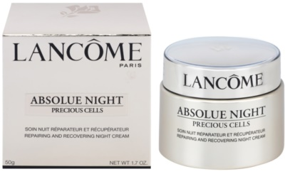 Lancome Absolue Precious Cells nočna regeneracijska krema 2
