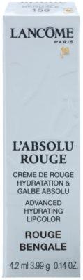 Lancome L'Absolu Rouge hydratační rtěnka 4