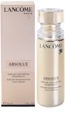 Lancome Absolue ser regenerator 1