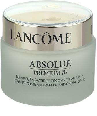 Lancome Absolue Premium ßx denní zpevňující a protivráskový krém SPF 15