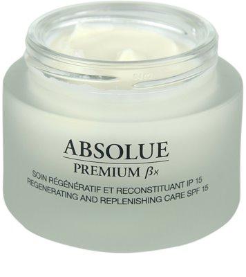 Lancome Absolue Premium ßx denní zpevňující a protivráskový krém SPF 15 1