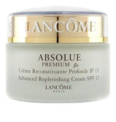 Lancome Absolue Premium ßx denní zpevňující a protivráskový krém SPF 15 4
