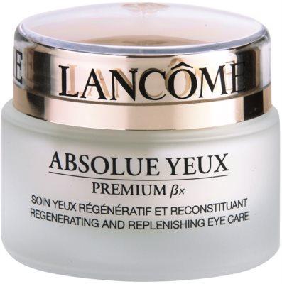 Lancome Absolue Premium ßx creme fortificante contorno dos olhos