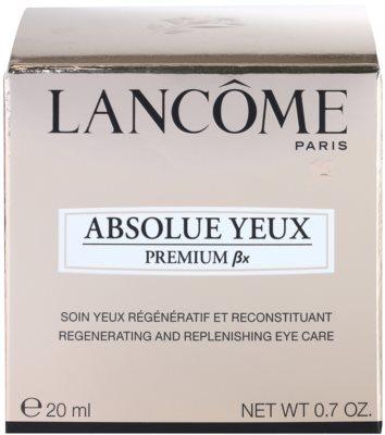 Lancome Absolue Premium ßx Festigende Augencreme 4