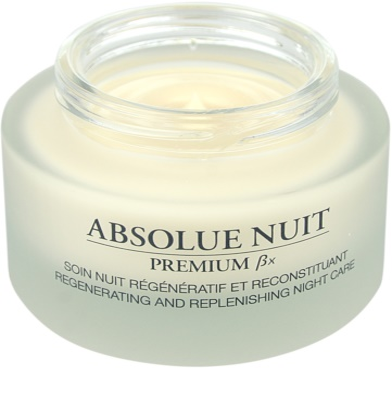Lancome Absolue Premium ßx noční zpevňující a protivráskový krém 1