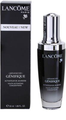 Lancome Advanced Génifique sérum rejuvenecedor para todo tipo de pieles 2